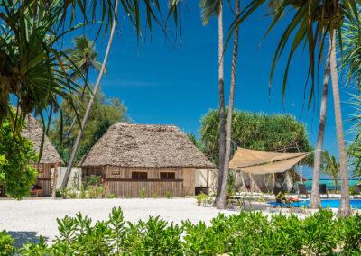 Zanzibar Magic - Boutique Hotel - Beach front Bungalow